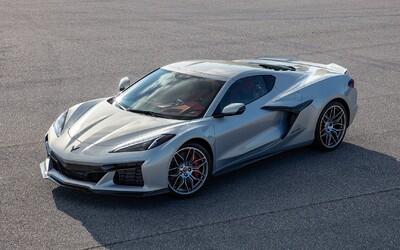 Nový Chevrolet Corvette v ostrej verzii Z06 klope na dvere, takto bude vyzerať