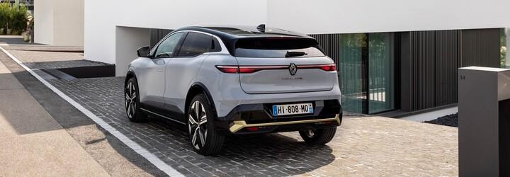 Obľúbený Renault Mégane sa mení na elektrický crossover s dojazdom 470 kilometrov