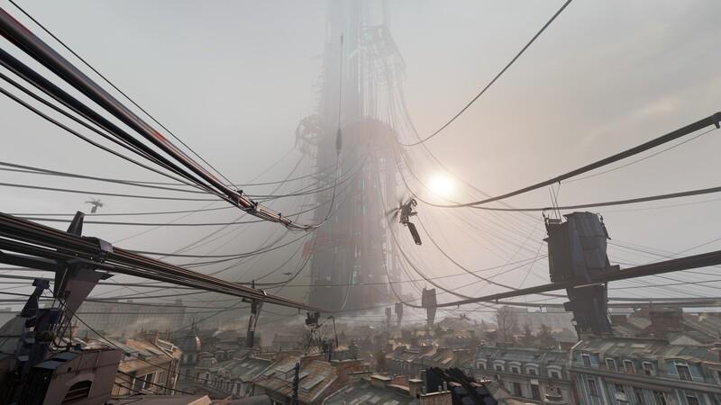 Ako sa volá mesto z Half-Life 2, Half-Life 2: Episode 1 a Half-Life: Alyx?