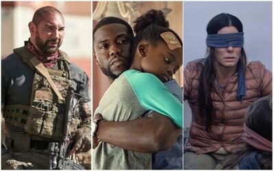 Toto je 10 najsledovanejších filmov od Netflixu. Väčšinou ide o priemerné či podpriemerné akčné výplachy