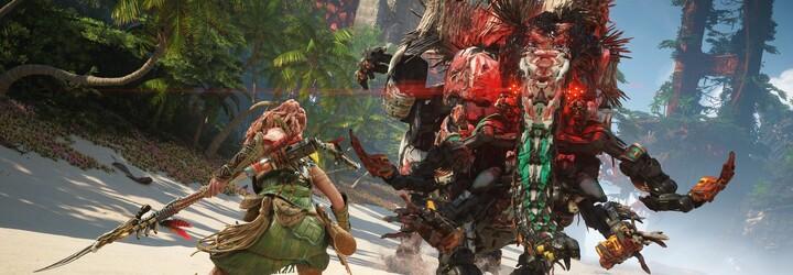 Sleduj epické záběry z Horizon: Forbidden West pro PS5. Toto je skutečná next-gen grafika