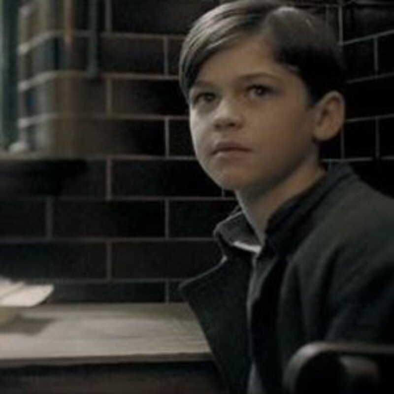 Ako sa volal sirotinec, v ktorom vyrastal Tom Riddle?