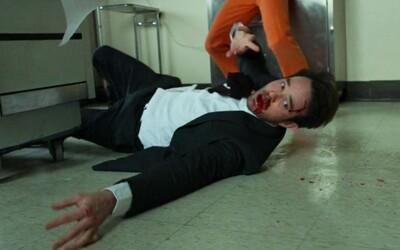 Emmy odmieta oceniť neuveriteľný únik Daredevila z väzenia, ktorý bol natočený na jeden záber