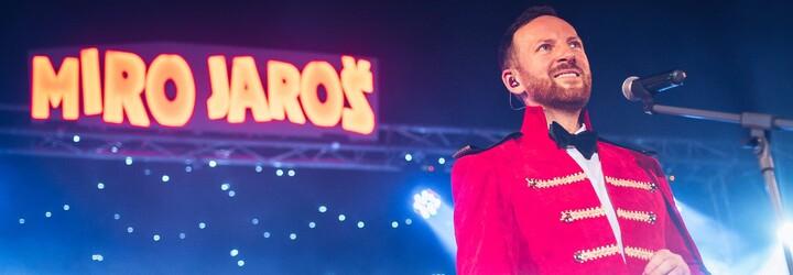Miro Jaroš: Fejkový kokaín na fotke bola chyba, ročne musím odmietnuť 90 % koncertov (Rozhovor)