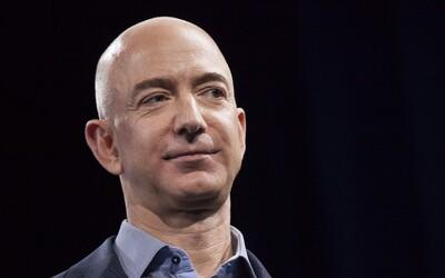 Bezos chce bojovat o Měsíc. Nejbohatší muž planety proto nabídl NASA dvě miliardy amerických dolarů.