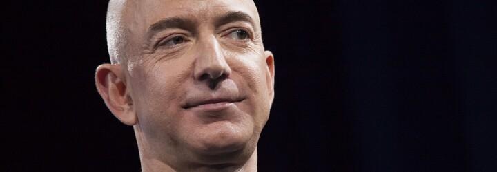 Bezos chce bojovat o Měsíc. Nejbohatší muž planety proto nabídl NASA dvě miliardy amerických dolarů