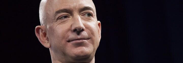 Miliardář Jeff Bezos poletí do vesmíru. Spolu se svým bratrem výpravu plánují na 20. července