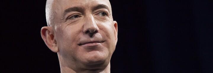 Jeff Bezos po návratu na Zemi poděkoval zákazníkům Amazonu. Celé jste to zaplatili, řekl