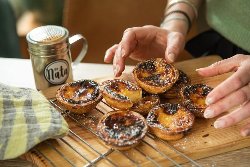 Pre ktorú krajinu je charakteristický koláčik nazývaný pastel de nata?
