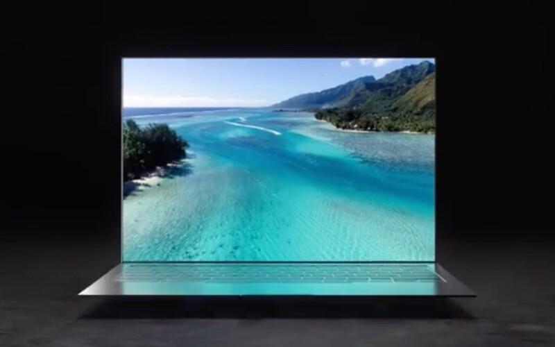 Samsung má takmer bezrámový displej notebooku, pridal ešte aj jednu unikátnu technológiu.