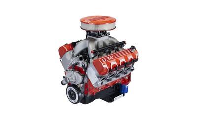 Chevrolet se pochlubil největším produkčním motorem pro osobní auta, má objem 10,3 litru.