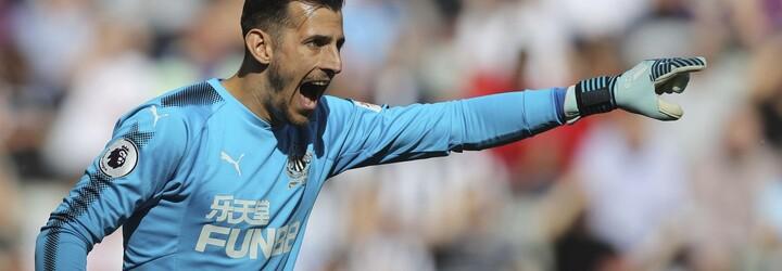 Martin Dúbravka je už kmeňovým hráčom Newcastlu, klub využil možnosť na jeho kúpu z pražskej Sparty