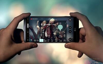 3 fotoaparáty, 2 displeje a špičkové audio. LG V20 je Android smartfón, aký inde nenájdete