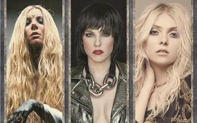 3 největší metalové divy současnosti přezpívaly hit od Queenu. Lizzy Hale na coveru pózuje bez podprsenky