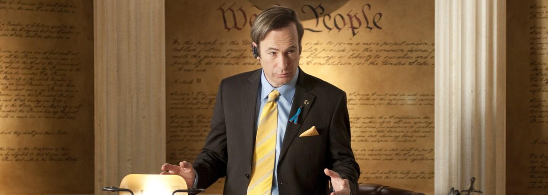 3. séria Better Call Saul na nás vybavila prvé zábery, v ktorých je Jimmy za mrežami