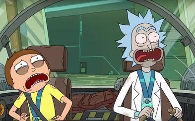 3. séria Ricka a Mortyho je doposiaľ najlepšia! Znova nás odrovnali geniálnymi vtipmi a originálnymi sci-fi epizódami (Recenzia)