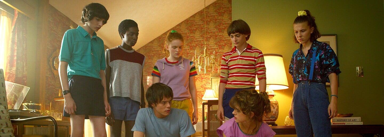 3. séria Stranger Things odhalí najväčšiu hrozbu, akej doposiaľ Eleven s priateľmi čelila