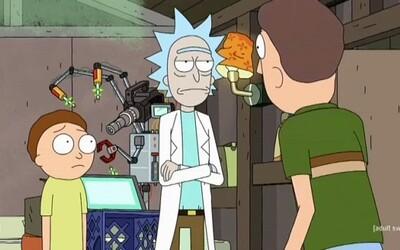 3. série Ricka a Mortyho bude mít více epizod, humoru a velkolepý příběh. Kdy se jí dočkáme?