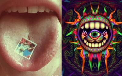 30 dní užíval malé dávky LSD, aby zjistil, co droga udělá s jeho myslí a tělem. Spokojenost a kreativita zanedlouho stoupaly do výšin