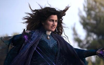 Agatha z Wandavision dostane na Disney+ vlastný seriál. Herečka Kathryn Hahn sa už nevie dočkať