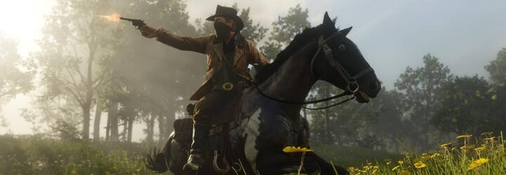 Red Dead Redemption 2 zabojuje o titul nejlepší hry roku. V novém traileru láká na divokou jízdu