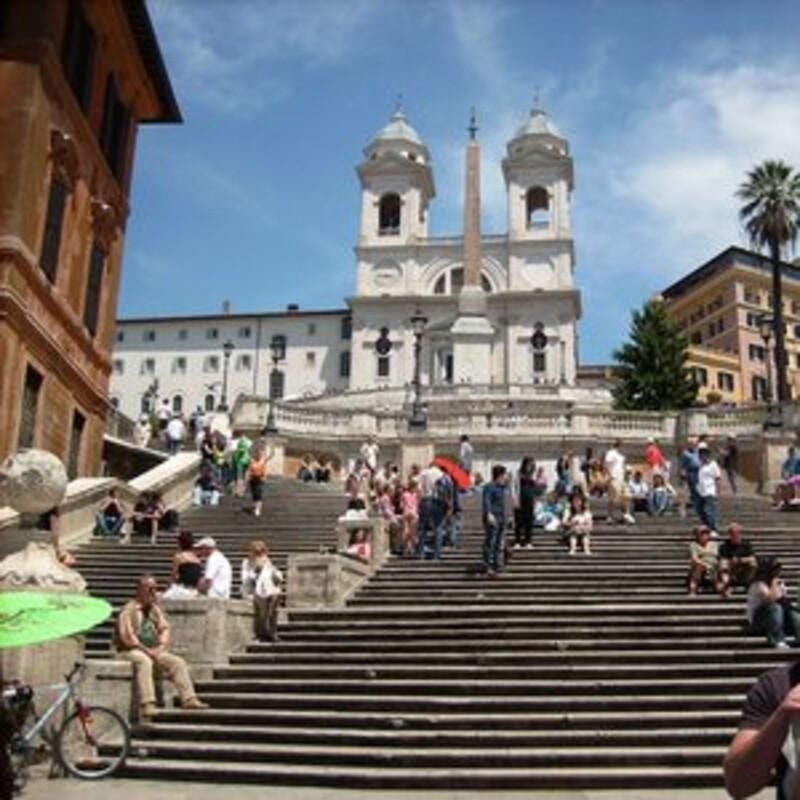 V ktorom meste nájdete Španielske schody?