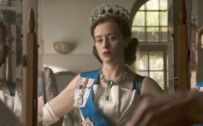 Druhá séria dramatického seriálu The Crown o živote kráľovnej Alžbety II. so sebou prináša naozaj dusnú atmosféru