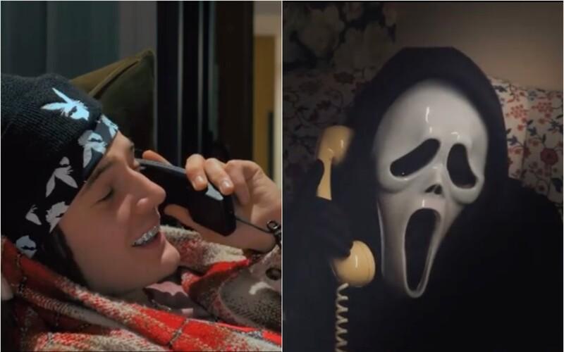 """Zayo ohlašuje nové album vlastní verzí legendární """"Wassup?"""" scény ze Scary Movie."""