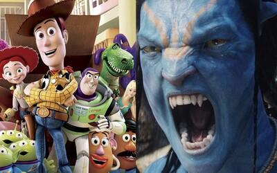 Tom Hanks ostal po práci na Toy Story 4 dojatý k slzám a údajné názvy pokračovaní Avatara rozzúrili fanúšikov