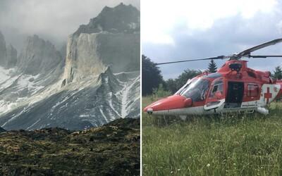 32-ročná Slovenka spadla v rakúskych Alpách z 300-metrového zrázu. Pád neprežila