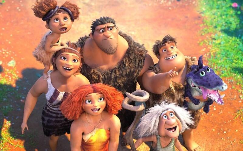 Rodina Croodovcov sa vracia! V pokračovaní animáku budú pravekí ľudia čeliť modernizácii doby a novému veku.