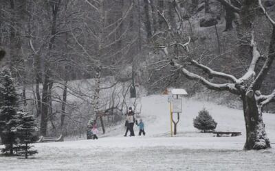 V Plzni bylo 15 °C, zatímco na Moravě skoro mrzlo. Jaké teploty přinese příští týden?