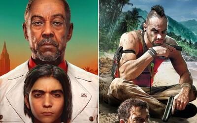 Je Far Cry 6 prequelom k Far Cry 3? Spoznáme v novej hre mladého Vaasa?