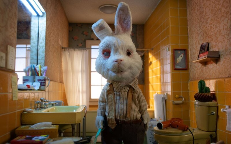 Ralph dojímavo trpí, lebo na ňom testujú kozmetiku. Animovaný film so Zacom Efronom upozorňuje na utrpenie zvierat.