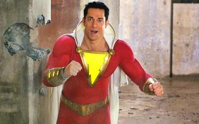 Zabudni na temnotu DCEU. Shazam! bude optimistický a zábavný hrdina s dušou dieťaťa