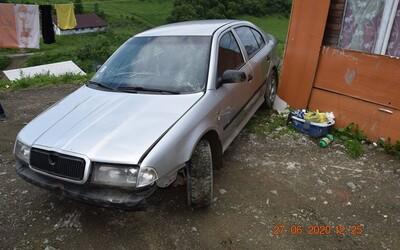 34 opitých Slovákov za volantom. Vodiči pod vplyvom alkoholu v Košickom kraji spôsobili za týždeň až 8 nehôd