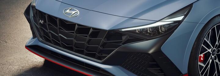 Hyundai rozširuje svoje športové portfólio o úplne novú Elantru N s výkonom 280 koní a DCT prevodovkou