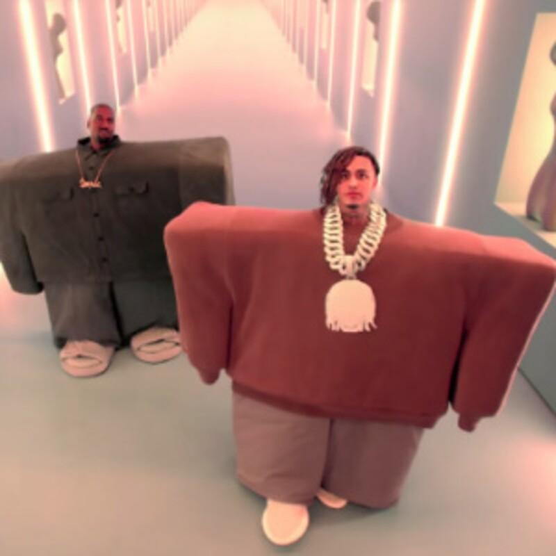 Predstav si, že si chceš stiahnuť I Love It od Kanyeho a Lil Pumpa. Ktorý zo súborov vyzerá najbezpečnejšie?