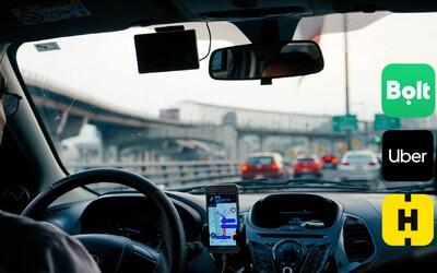 Uber je nemožné zohnať, ďalšie apky majú dlhé čakačky alebo vysoké ceny. Kam zmizli bratislavskí taxikári?