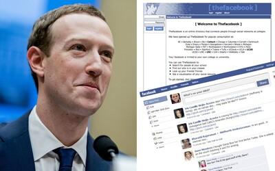 Předchůdce Facebooku vydržel online jen pár dní. Zuckerbergovi vyčítali porušování soukromí již na vysoké škole