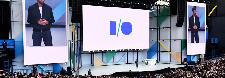 Nový Android 12 a pokroky v umělé inteligenci. Podívej se na shrnutí úterní prezentace Google I/O