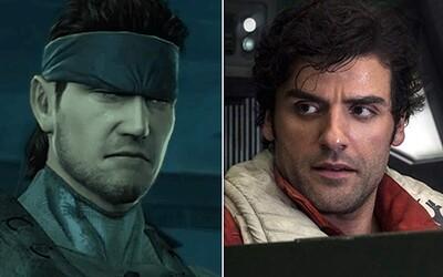 Oscar Isaac je Solid Snake! Sony chystá film Metal Gear Solid se zajímavým režisérem.
