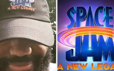 LeBron James odhalil názov aj logo nového filmu Space Jam. Nadviazať chce na hviezdneho Michaela Jordana