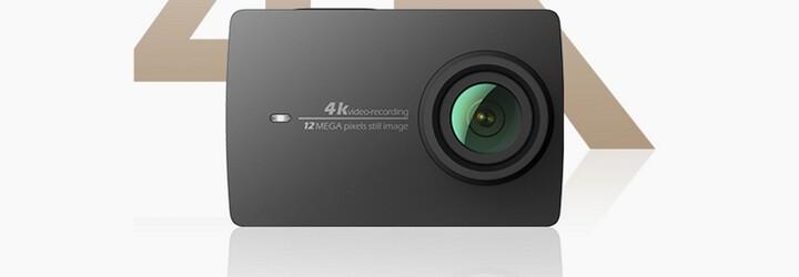Dočkali jsme se. Akční kamera Xiaomi Yi 2 přináší 4K videa, lepší výdrž a zcela nový design