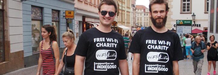 Český charitativní startup plánuje udělat z bezdomovců WiFi hotspoty. Má šanci na úspěch?