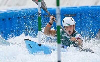 Fantastická len 22-ročná Slovenka Eliška Mintálová bojovala o zlatú medailu na OH so zlomeným palcom na nohe.