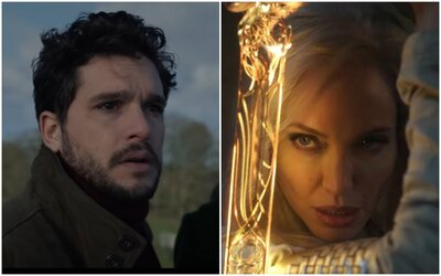 Toto sú Eternals, noví marvelovskí hrdinovia. Prečo nebojovali s Thanosom a povedú tím Avengers?