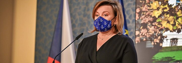 Schillerová: Vláda se shodla, že požádá o prodloužení nouzového stavu o 30 dní