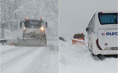 Meteorológovia varujú: do Európy sa blíži polárny vír, tohtoročná zima bude dlhá a studená.