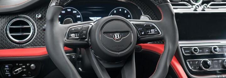 Nové Bentley Bentayga si vzalo do parády už aj Mansory. Výsledkom je karbónový bodykit a až 750 koní